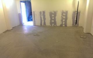 9-Nya brunnar-golv-målning