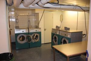 Tillfällig tvättstuga 1